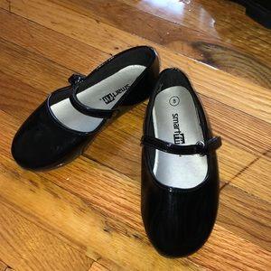 Smart fit girls dress shoe 8